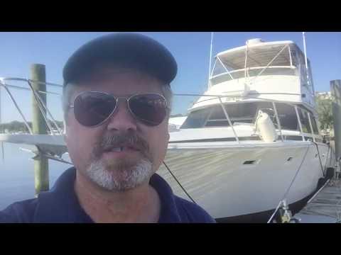 Bertram 46.6 video