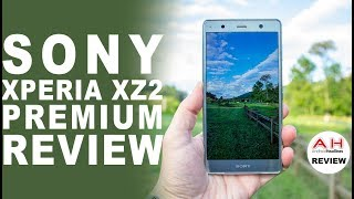 Sony Xperia XZ2 Premium Review - The 4K HDR Phone
