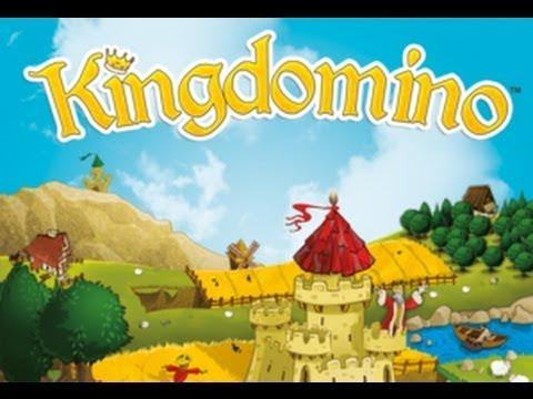 Kingdomino - társasjáték bemutató - Jatszma.ro