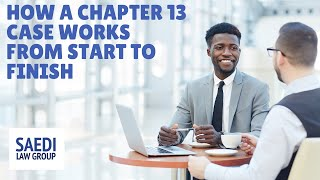 How Does A #Chapter 13 #Bankruptcy Case Work
