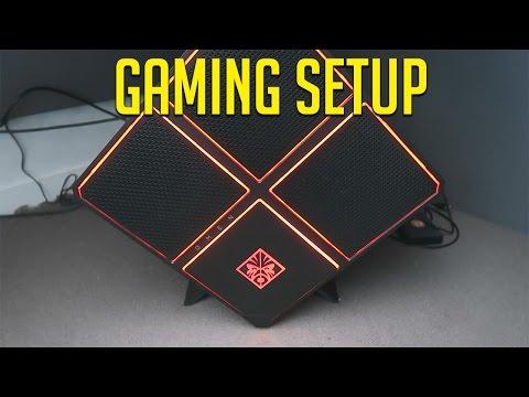 My Gaming Setup!