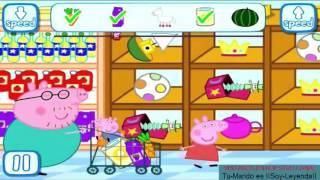 Peppa Pig De Compras, Descargar Video Juego Para Android