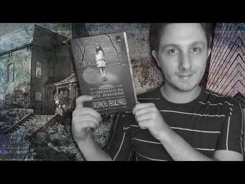 Orfanato da Srta  Peregrine para crianças peculiares | RESENHA | Meros Devaneios
