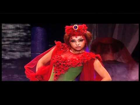 Fawazeer Myriam andalusian dance / فوازير ميريام رقص أندلسي