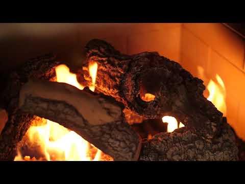Firenado Charred Oak Log Set