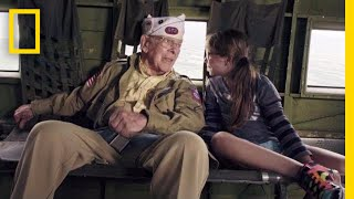 Watch This Veteran Fly in the Same WWII Plane He Jumped from on D-Day | Short Film Showcase