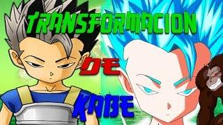 Dragón Ball Súper /Teoría/ La Transformación de Kyabe