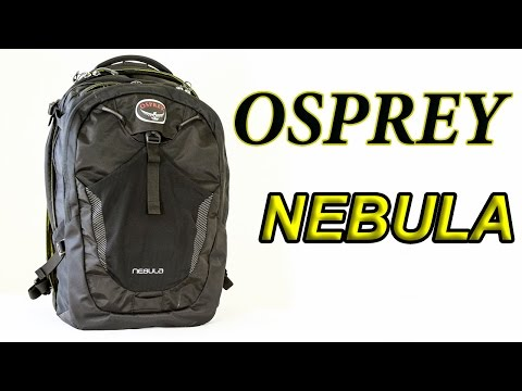 Osprey Nebula – The perfect travel backpack?