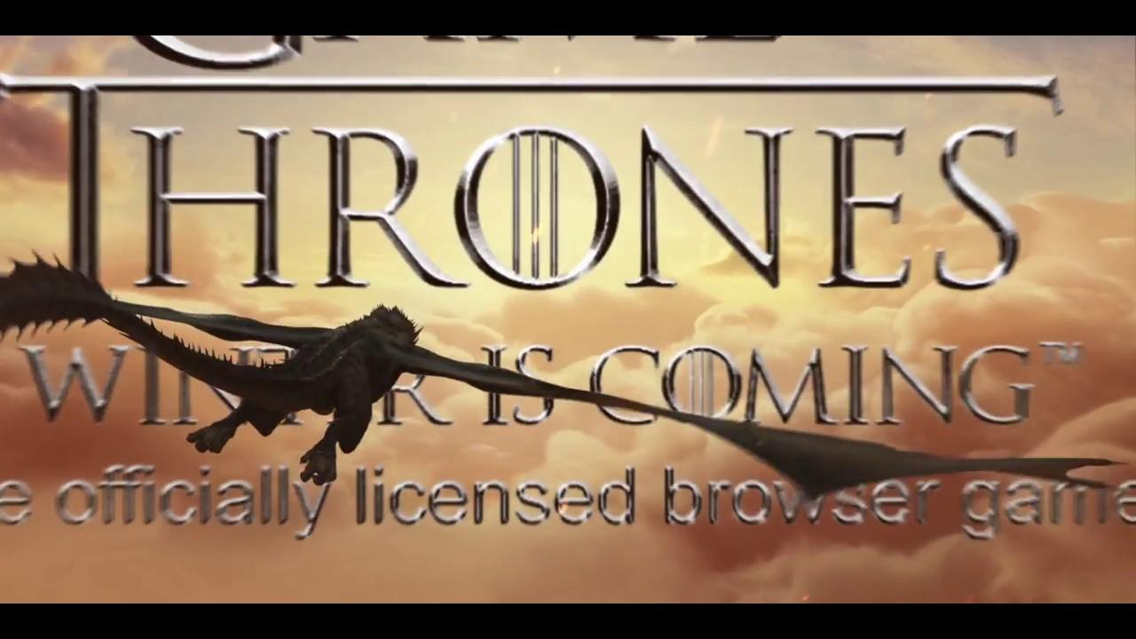 YooZoo collabora con la HBO per creare un Browser Game del Trono di Spade