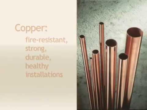 Applicazioni del tubo di rame per gli impianti: un test comparativo