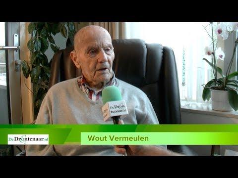 VIDEO | 100-jarige Wout Vermeulen zit nog steeds 't liefst op de boerderij