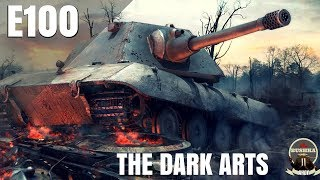 e100 Dark Arts World of Tanks Blitz