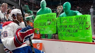 NHL: Green Men Moments