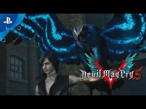 Devil May Cry 5 – Main Trailer | PS4