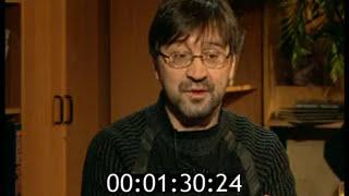 Взгляд ОРТ, 27 12 1999 Юрий Шевчук
