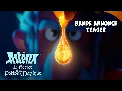 Asterix: The Secret of the Magic Potion (International Trailer)