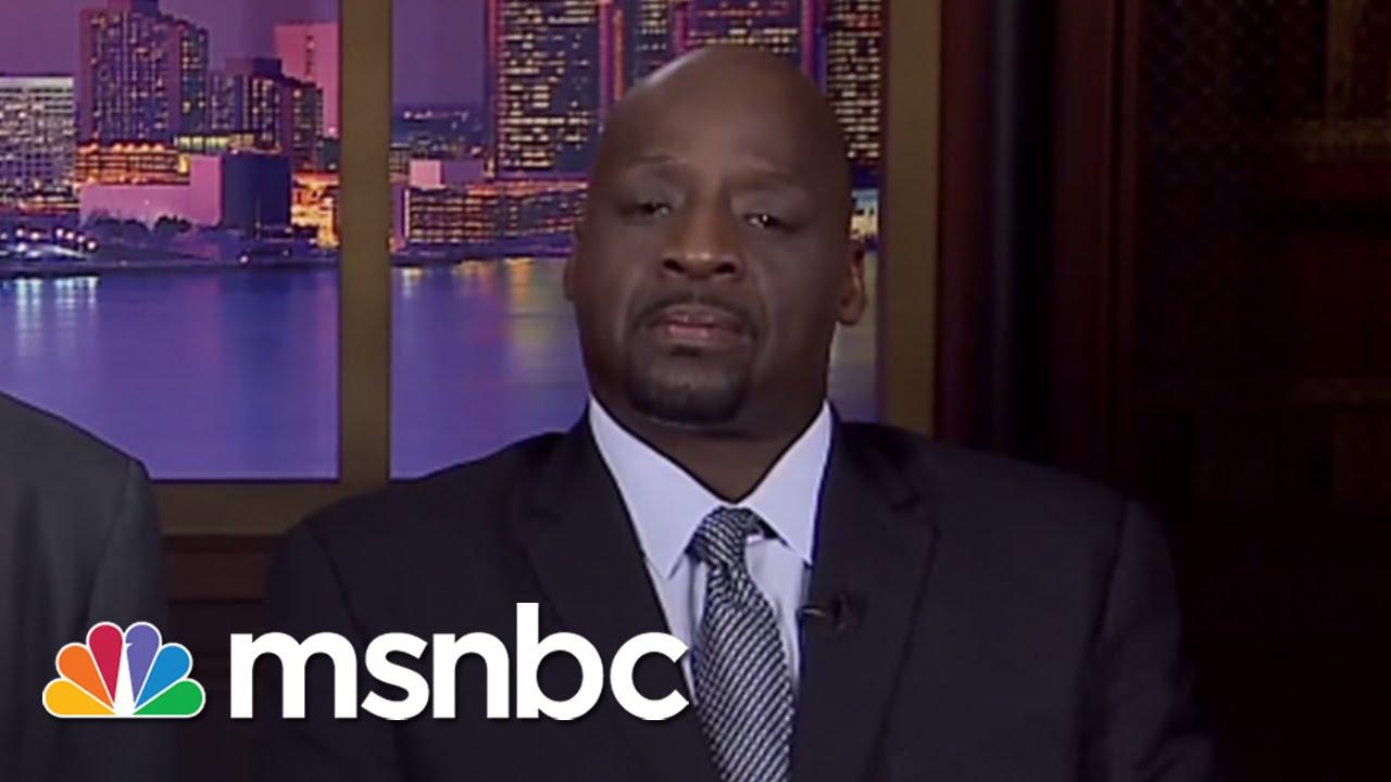 Detroit Man Beaten By Police Speaks Out   msnbc thumbnail