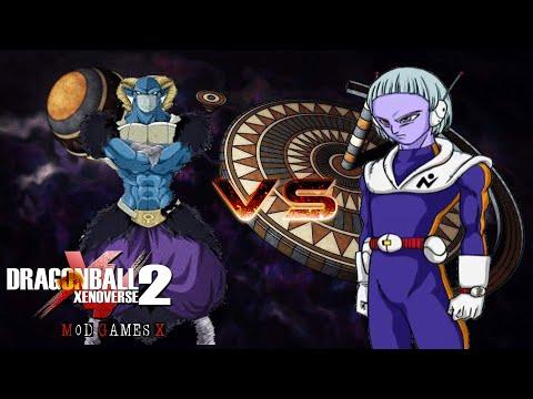 Dragon Ball Xenoverse 2 Mods - Moro vs Merus