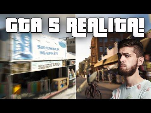 GTA 5 MISIA V REALITE!