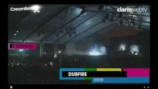Dubfire - Live @ Creamfields Buenos Aires 2012