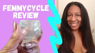 Femmycycle Review | Menstrual cup review