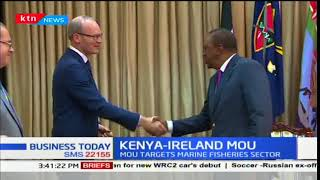 Kenya-Ireland: MoU targets marine fisheries sector