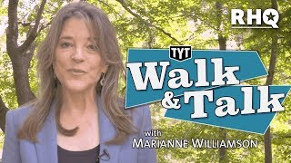"Marianne Williamson Wants Trump To Call Her ""Madame President"" thumbnail"