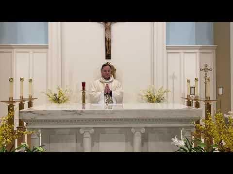 Easter Basket Blessing 12:00pm