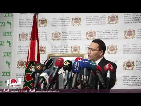 العرب اليوم - شاهد:الخلفي يؤكّد فتح تحقيق في حادث قطار