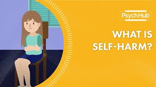 Understanding Non-Suicidal Self Injury