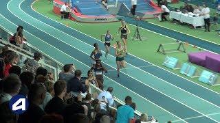 Liévin 2019 : Finale 200 m Cadettes (Pamera Losange en 24''03)
