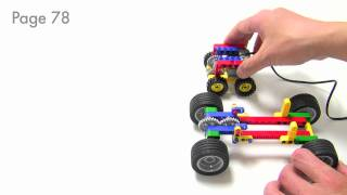 The LEGO Technic Idea Book : WHEELED WONDERS