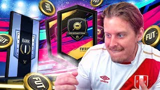 FIRST EVER RANK 1 DIVISION RIVALS REWARDS! FIFA 19 ULTIMATE TEAM