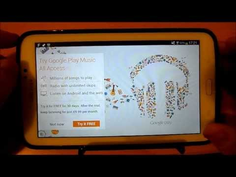 Google Play Music App for Android Review – Fantastic Music Player