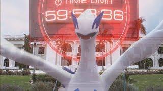 Pokémon GO Legendary Pokemon Trailer Lugia, Ho-Oh, Articuno, Mewtwo