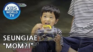 Seungjae is going to sell his dinosaurs at a Flea Market! [The Return of Superman/2018.10.21]