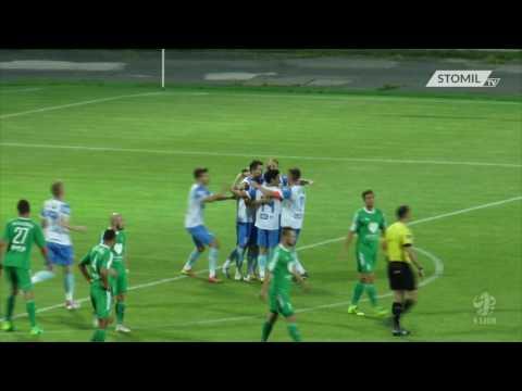 Bramki z meczu Stomil Olsztyn - GKS Katowice