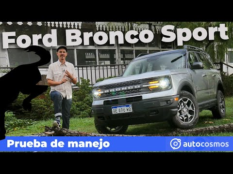 Test Ford Bronco Sport WT
