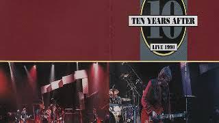 Ten Years After - Live 1990 - Sweet Little Sixteen - Dimitris Lesini Greece