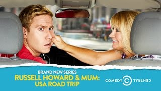Russell Howard & Mum: USA Road Trip | Comedy Central