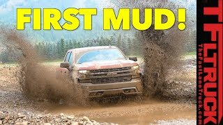 How Good Is The New 2019 Chevy Silverado Z71 Trail Boss OffRoad?