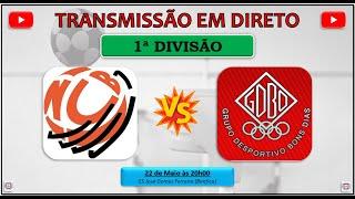 CN 2020/21 | 4ª Jornada | NCB x GDBD