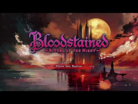 Bloodstained: Ritual of the Night | Version 1.03 vs. 1.02 Comparison - Nintendo Switch