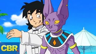 15 Times Beerus Was Disrespected In Dragon Ball