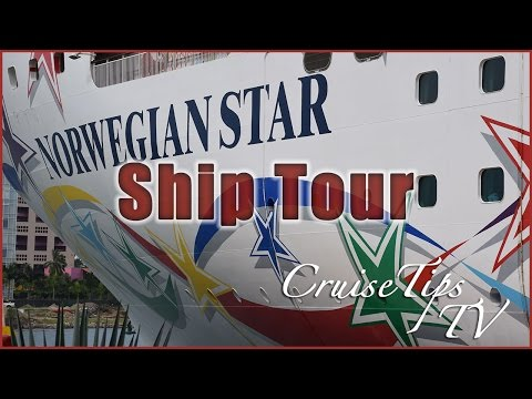Norwegian Star – Full Ship Tour