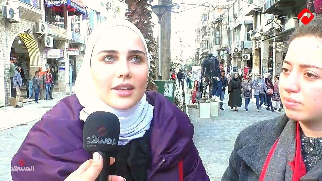 """هل يخاف السوريون من """"كورونا""""؟"""