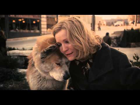 The most emotional scene in Hachiko: A Dog's Story
