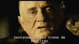 Johnny Cash   Hurt  (Legendado)
