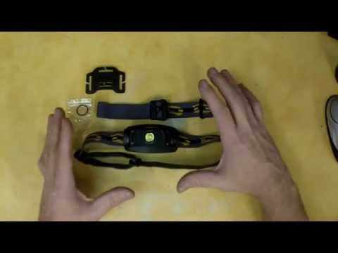 Fenix HL55 Headlamp Review