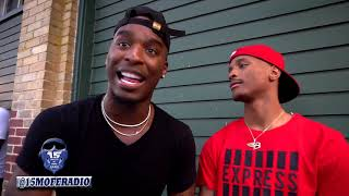 HITMAN HOLLA AND SHOWOUT RECAPS BATTLE WITH BILL COLLECTOR AT RBE'S CLOSURE CARD